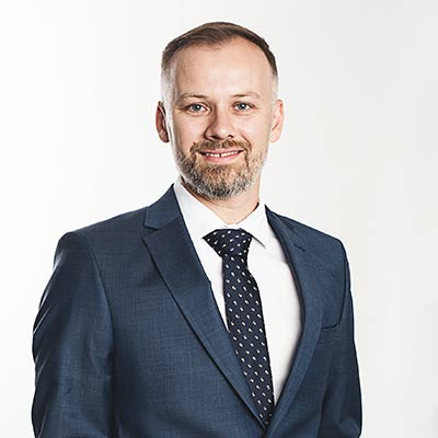 Matej Perpar: Partner at Kirm Perpar