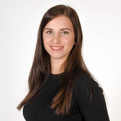 Tina Mihalič, an associate at Kirm Perpar